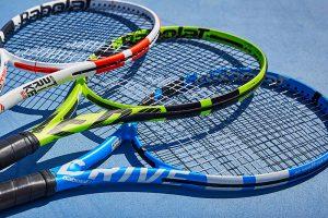 3-Babolat-raquets-on-court