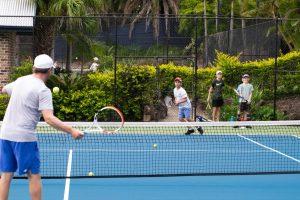 Guses Tennis Junior Lessons